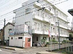 埼玉県春日部市中央5丁目の賃貸マンションの外観