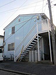 埼玉県ふじみ野市緑ケ丘1丁目の賃貸アパートの外観