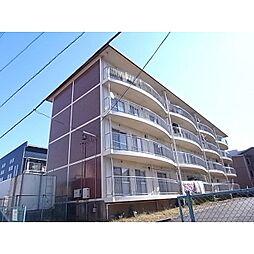 静岡県静岡市清水区草薙の賃貸マンションの外観
