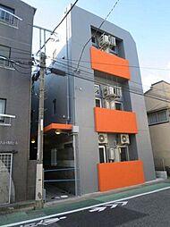 東京都町田市中町3丁目の賃貸マンションの外観