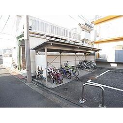 静岡県静岡市清水区北脇の賃貸マンションの外観