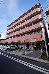 神奈川県川崎市幸区幸町1丁目の賃貸マンションの外観