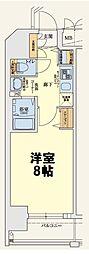 ララプレイスOSAKA WEST PRIME [2階]の間取り