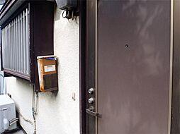 三春町アパート[202号室]の外観