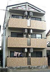 ジュネス城北新町II[3階]の外観