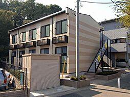 埼玉県川口市東川口1丁目の賃貸アパートの外観
