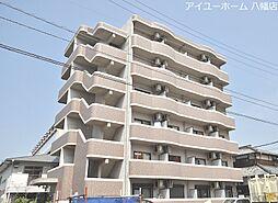 カサーレ三ヶ森[2階]の外観