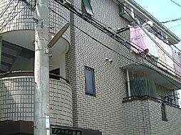 アメニティー喜連[2階]の外観