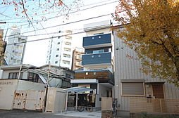 RadIAnce白壁[1階]の外観