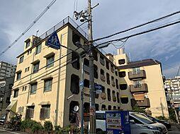 マンションアルファー[1階]の外観