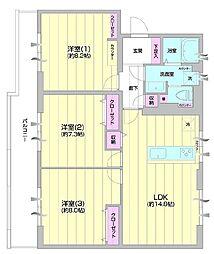洋光台南第1団地 4-30号棟