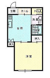 新井駅 3.8万円