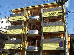 ドミールタチバナII[3階]の外観