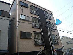 ハイツササジマ[4階]の外観