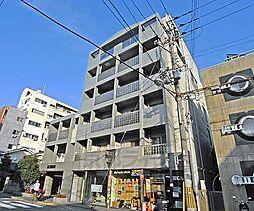 京都府京都市南区上鳥羽南唐戸町の賃貸マンションの外観