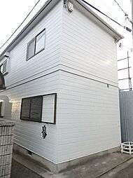 大阪府大阪市平野区長吉長原2丁目の賃貸アパートの外観