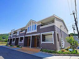 奈良県桜井市大字慈恩寺の賃貸アパートの外観