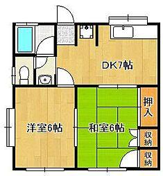 【敷金礼金0円!】筑豊本線 新入駅 徒歩16分