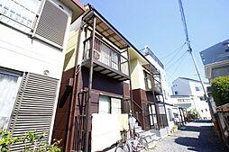 広島県広島市南区皆実町1丁目の賃貸アパートの外観