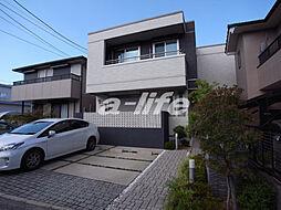 兵庫県芦屋市打出町の賃貸アパートの外観