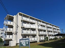 ビレッジハウス穂積 2号棟[1階]の外観