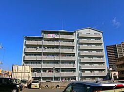 ドミール有住[6階]の外観
