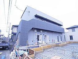 RESIDENCE ODASAGA[2階]の外観