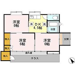 多賀城駅 5.7万円