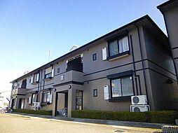 サンビレッジOKUNO A棟[1階]の外観