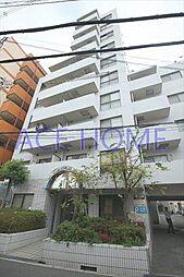 メロディハイム新大阪[206号室号室]の外観