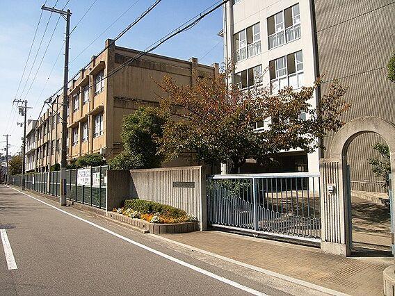 堺市立月州中学...