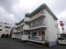 中沢マンション[2階]の外観