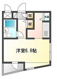 メゾン協心[3階]の間取り