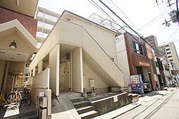 兵庫県神戸市中央区二宮町1丁目の賃貸マンションの外観