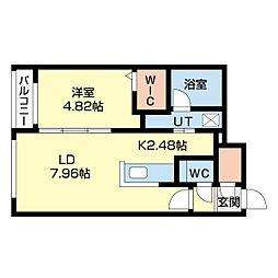 仮称)前田8-15マンションB棟