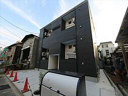 愛知県名古屋市中村区太閤5丁目の賃貸アパートの外観