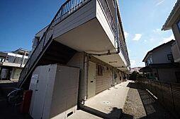 千葉県市原市東国分寺台1丁目の賃貸アパートの外観