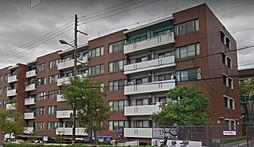 大阪府大阪市阿倍野区帝塚山1丁目の賃貸マンションの外観