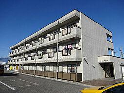 長野県松本市並柳2丁目の賃貸マンションの外観