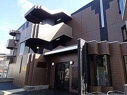 大阪府藤井寺市藤井寺4丁目の賃貸マンションの外観