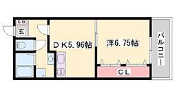 西飾磨駅 4.2万円