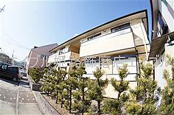 バードレイク福島[202号室]の外観