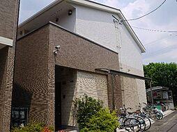 大阪府大阪市住吉区杉本2丁目の賃貸アパートの外観