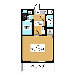 【敷金礼金0円!】マーベラス栄生