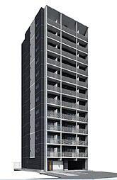 ブルースクエアー響IV[205号室]の外観