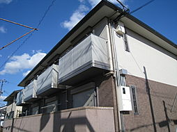 奈良県大和郡山市今井町の賃貸アパートの外観