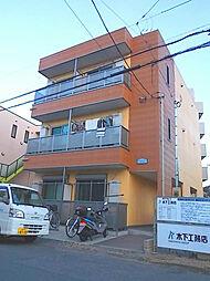 埼玉県川口市元郷1-の賃貸マンションの外観