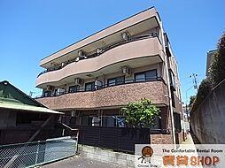 グローバルジョイ弐番館[2階]の外観