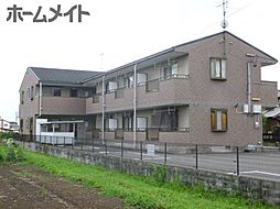 クレールKATSUNO[1階]の外観
