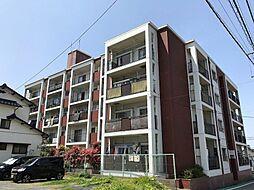 福岡県北九州市門司区稲積1丁目の賃貸マンションの外観